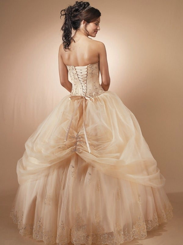 Awesome Evening Ball Gowns Dresses - SheIdeas