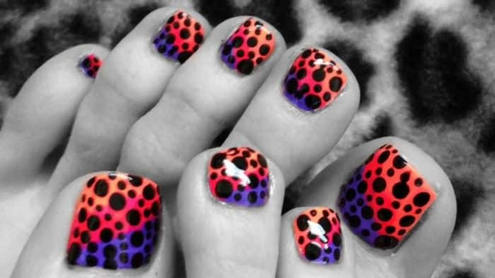 Cool Toe Nail Designs Pictures