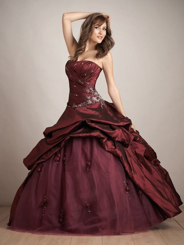 Ladies Ball Gowns Evening Dresses