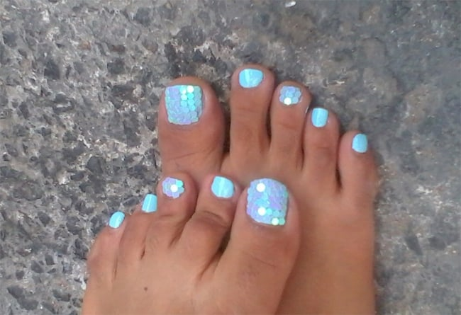 trendy summer toe nail polish ideas 2017 - Toe Nail Designs Ideas