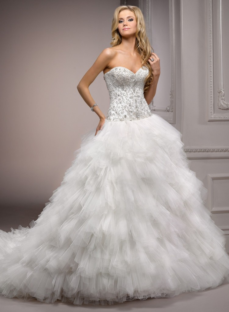 Wedding Ball Gown Evening Dress