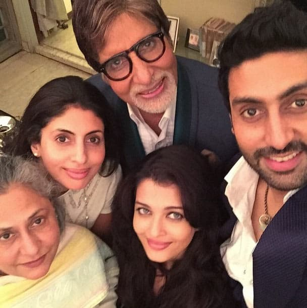 Amitabh Bachchan Latest News Selfies