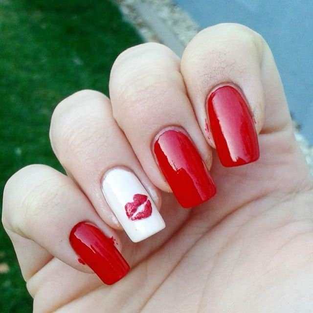 Best Valentine Day Nail Art