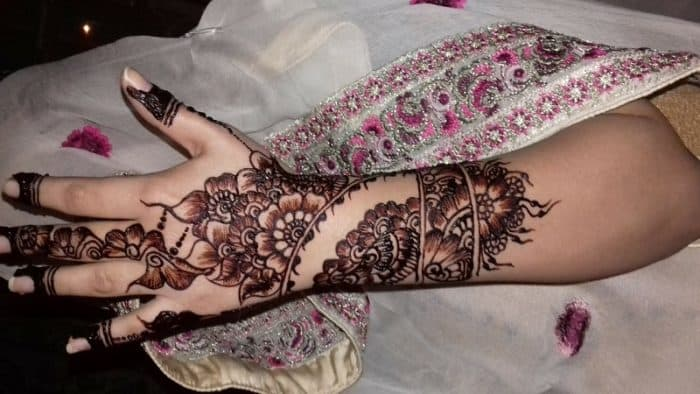 30 Latest And Cool Easy Henna Designs 2017  SheIdeas