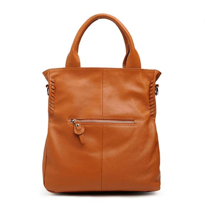 Brown Leather Bucket Bags for 2016