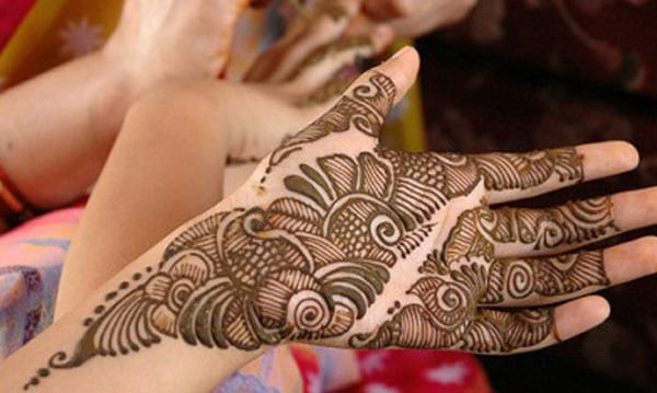 Cool Bridal Arabic Henna Designs 2016