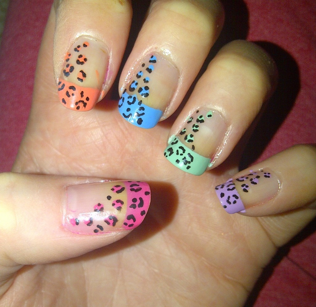 Cool Nail Polish Art Designs for Ladies