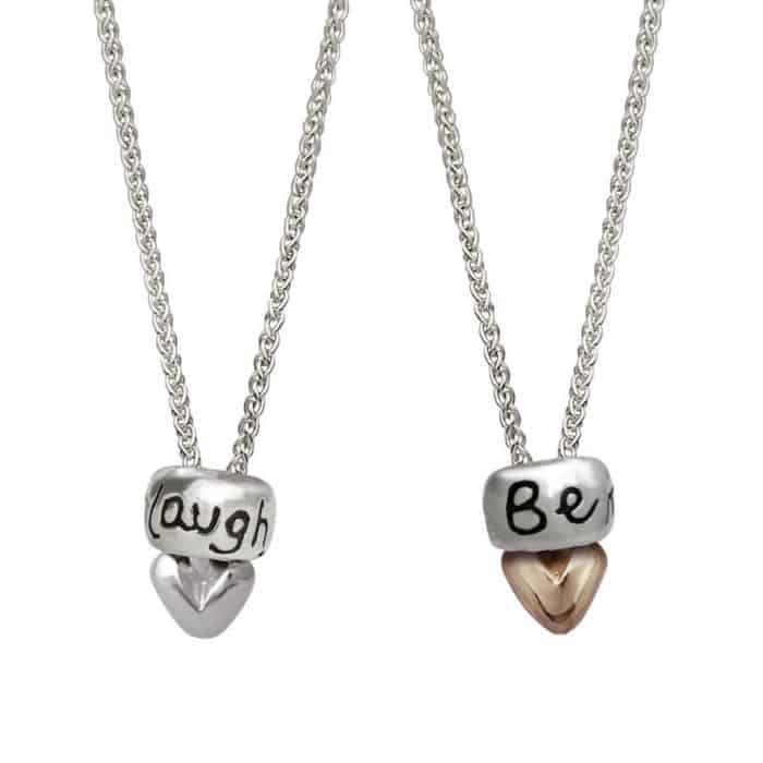 Cool Silver Necklace For Valentineu0027s Day 2016