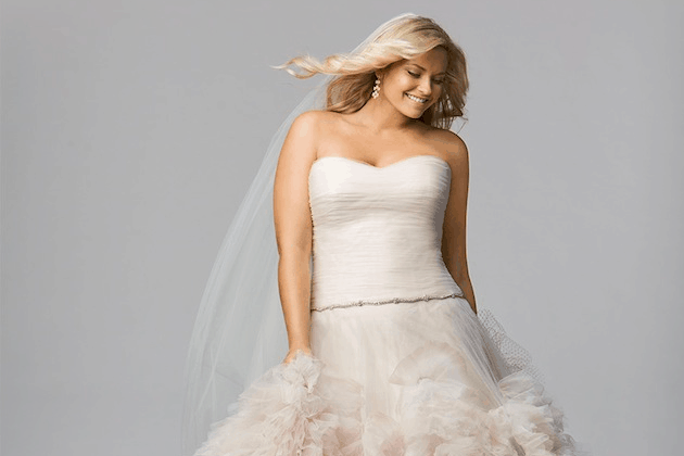 30 Most Unique Wedding Dresses: 20 Affordable Plus Size Wedding Dresses For Women 2016