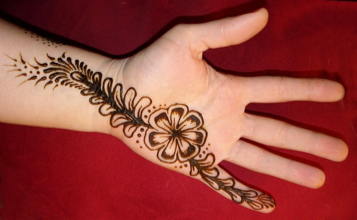 30 latest and cool easy henna designs 2018 sheideas