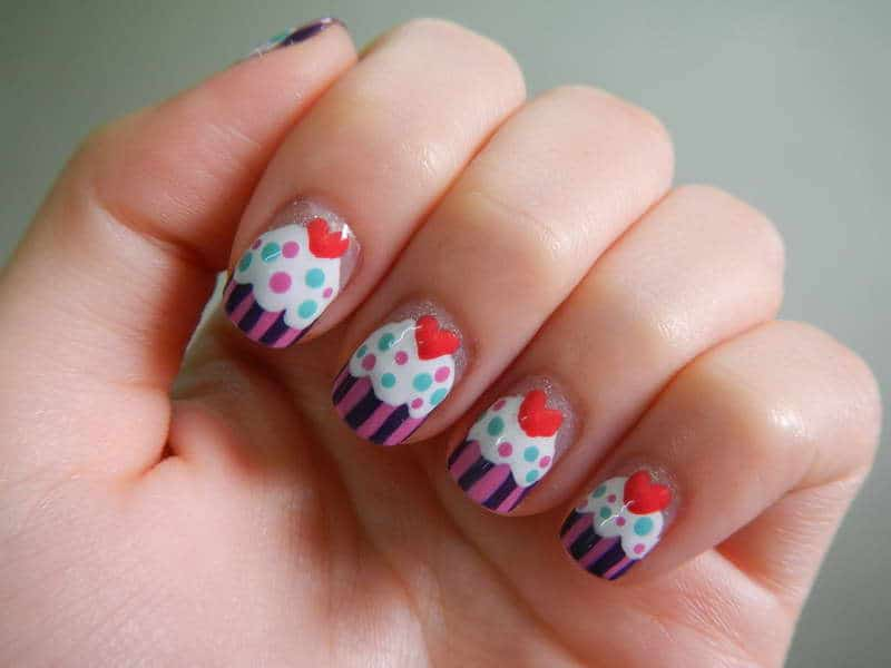 25 cool nail polish designs 2017 you can do at home sheideas Cool nail design ideas at home