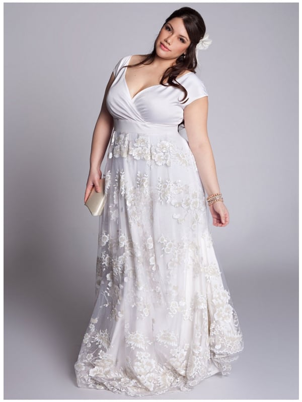 Eugenia Vintage Plus Size Wedding Outfits