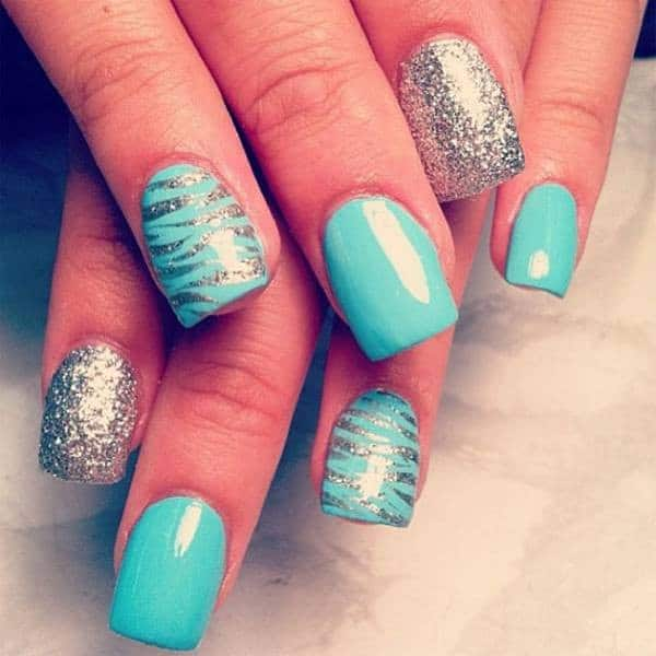 Fancy Acrylic Nail Design for Women 2016
