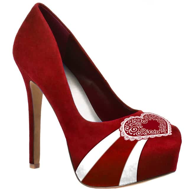 Fantastic Valentines Day Shoes 2016