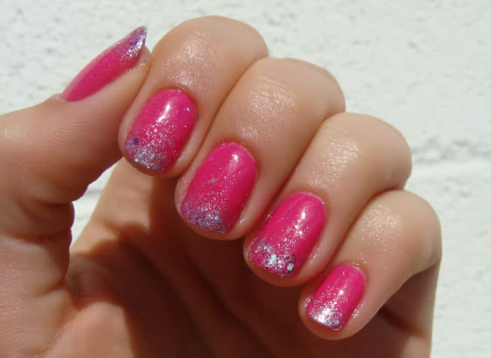 Fresh Gel Nail Polish Picture