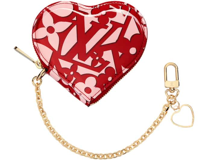 Girls Louis Vuitton Coin Handbag for 14 February 2016