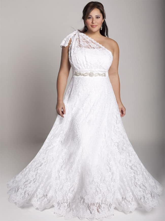Great Plus Size Brides Dresses for Party