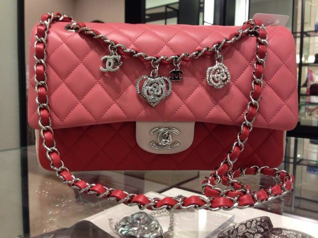Lovely Valentines Day Flap Bag for Summer 2016