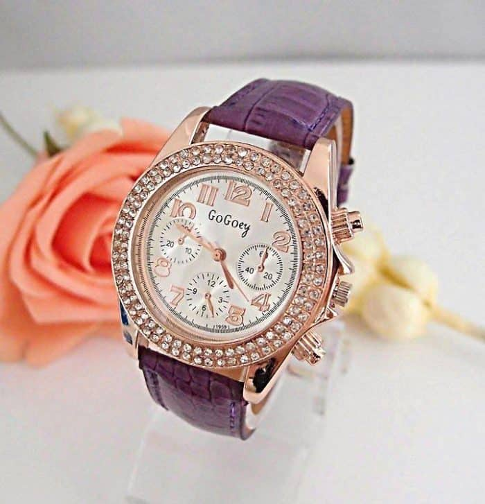 22 Most Beautiful Watches Designs For Girls Sheideas