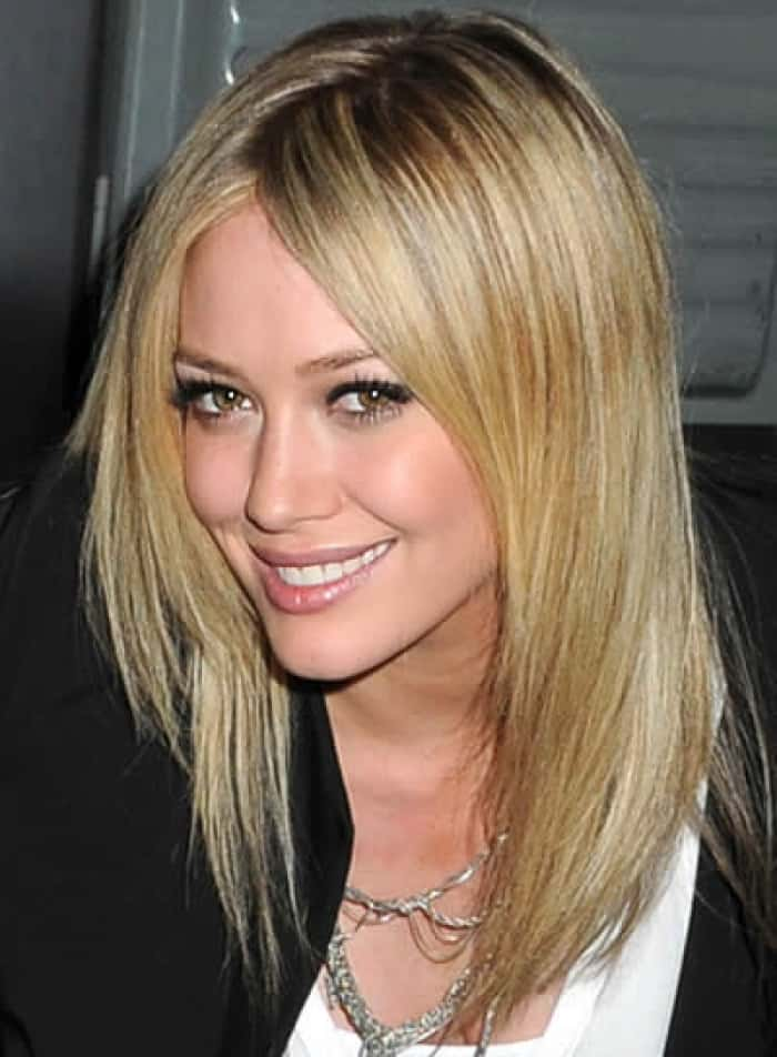 New Medium Length Thin Hair Trend for Women