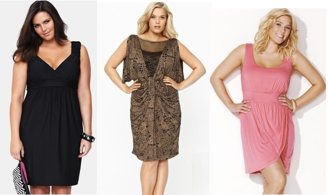 New Plus Size Clothing for Party