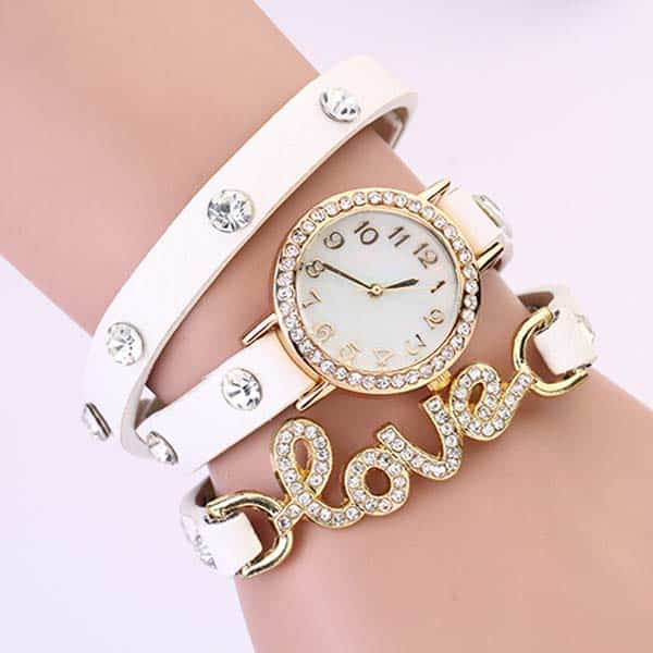 Newest Wrist Watches for Girls 2016