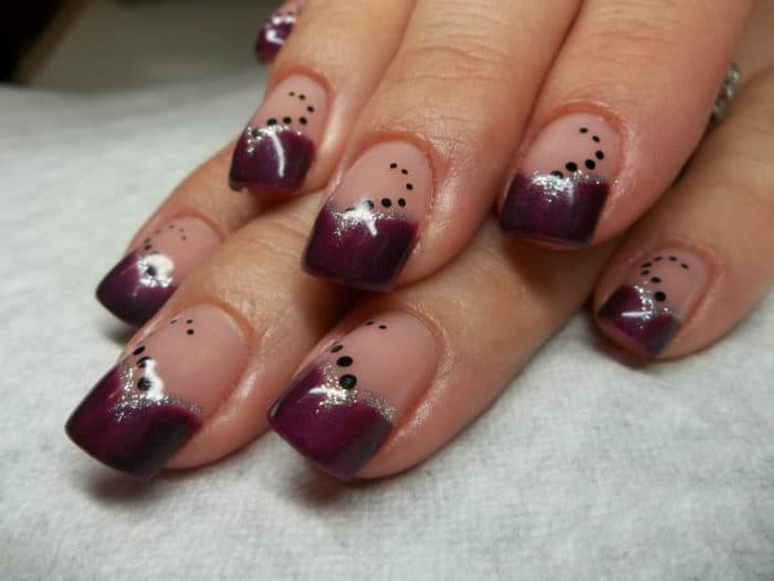 nail designs 2016 cute gel acrylic nails art ideas - Gel Nail Design Ideas
