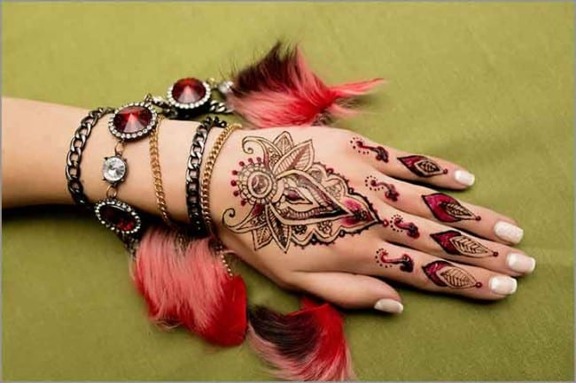 Outstanding Hand Mehndi Design Ideas 2016