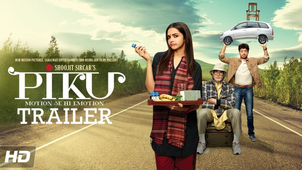 Piku Movie