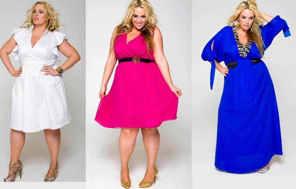 Plus Size Dress Clothes
