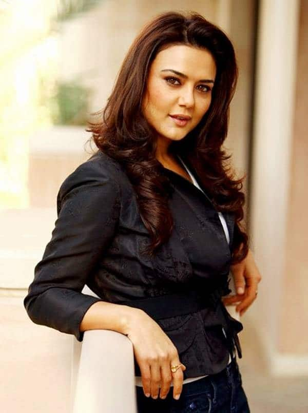 Preity Zinta - bollywood celebrities birthdays