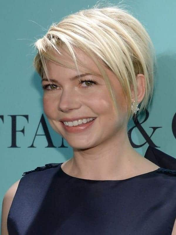 Short Bangs Hairstyle for Thin Hair Trend