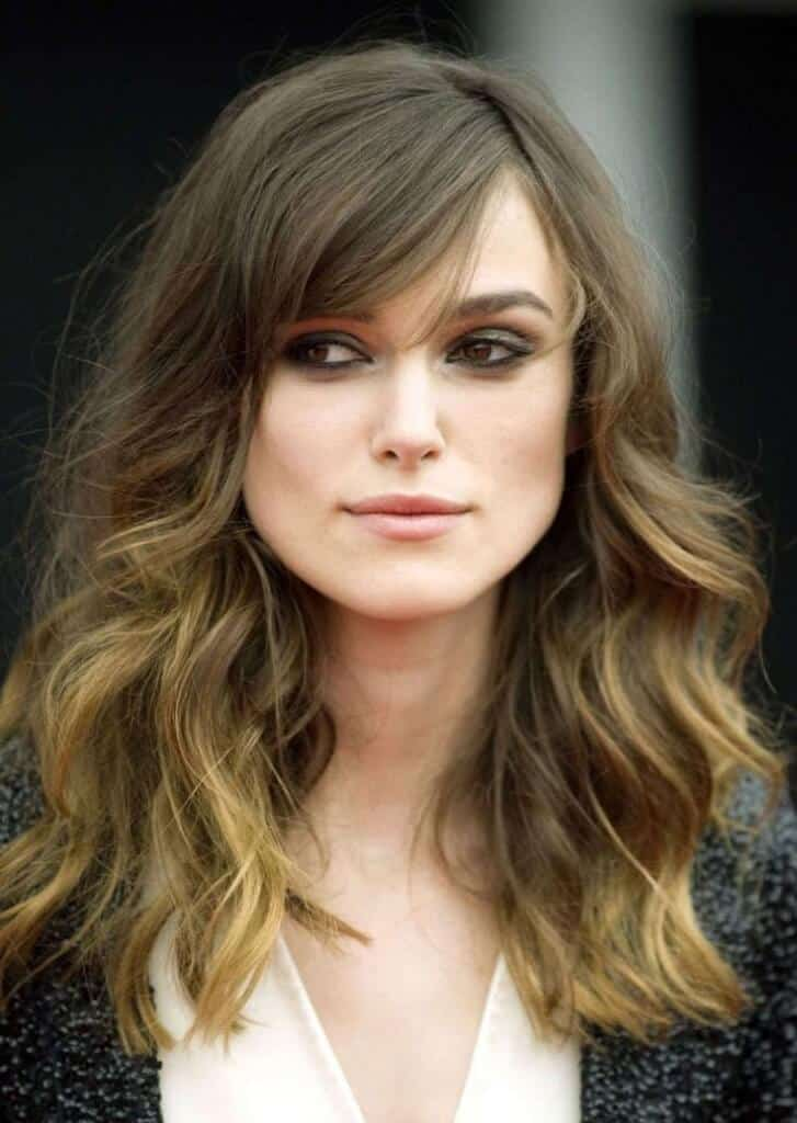 Best Long Hair For Oblong Face : 15 good square face hairstyles for women sheideas