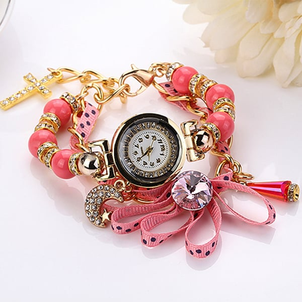 Stunning Ribbon Watches Designs 2016 for Teen Girls