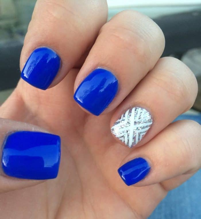 40 Easy And Cool Nail Designs Pictures Sheideas