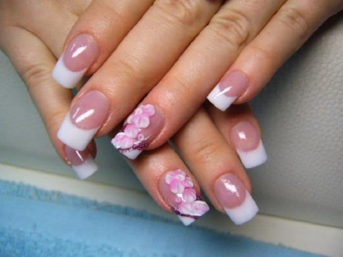 Trendy Gel Nail Polish Designs