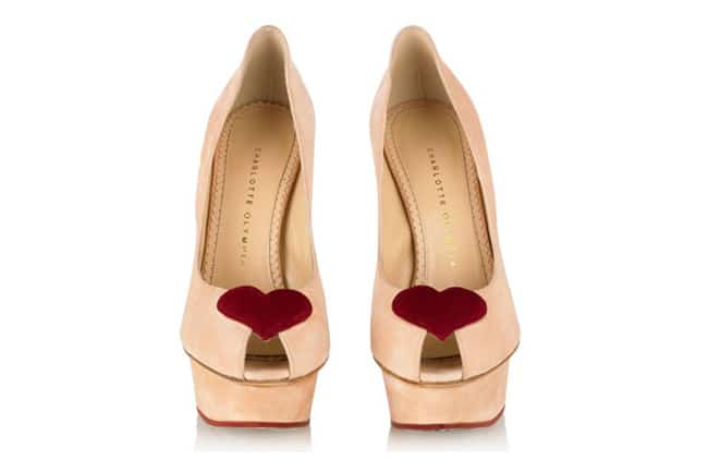 Trendy Valentines Day Shoes Fashion 2016