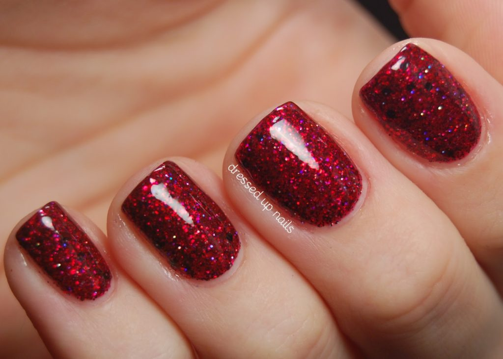 Valentines Day Gel Nails Ideas