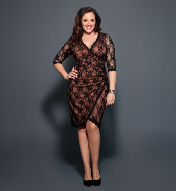 Womens Plus Size Dresses for New Year
