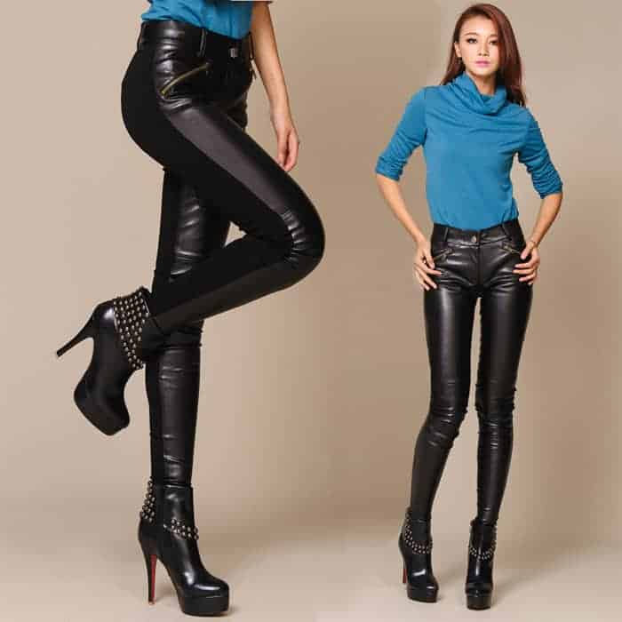 13 Trendy Leather Pants For Women 2016 Sheideas