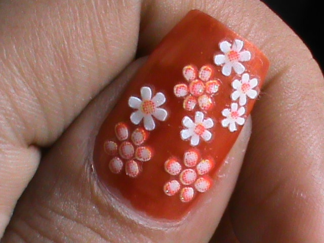30 Trendy Nail Art Designs For Beginners 2018 Sheideas