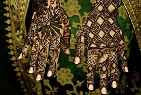 Arabic Mehndi New Design Images Photos