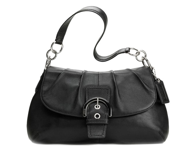 Attractive Black Handbag Images