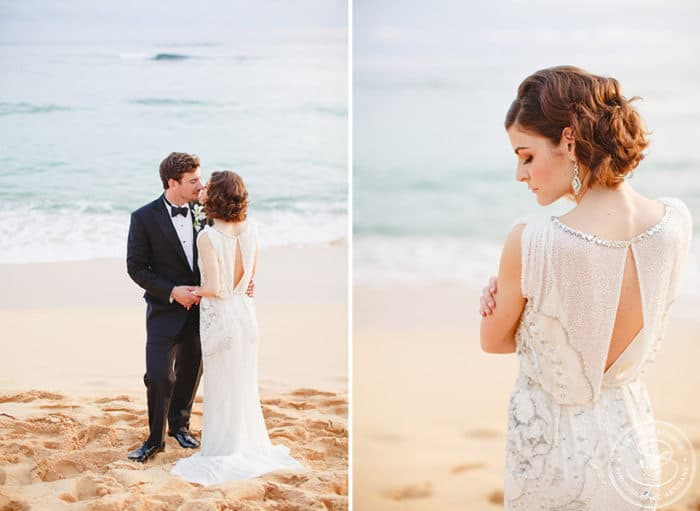 Awesome Fine Art Wedding Photography on Beach