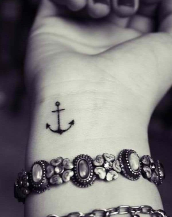 Awesome Little Tattoo Designs for Girls