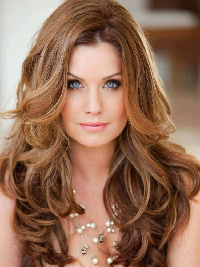 Awesome Long Wavy Layered Hairstyles 2016