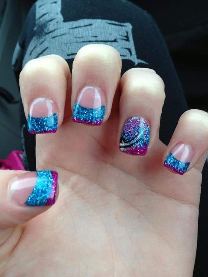 Awesome Nail Art Designs 2016 for Girls