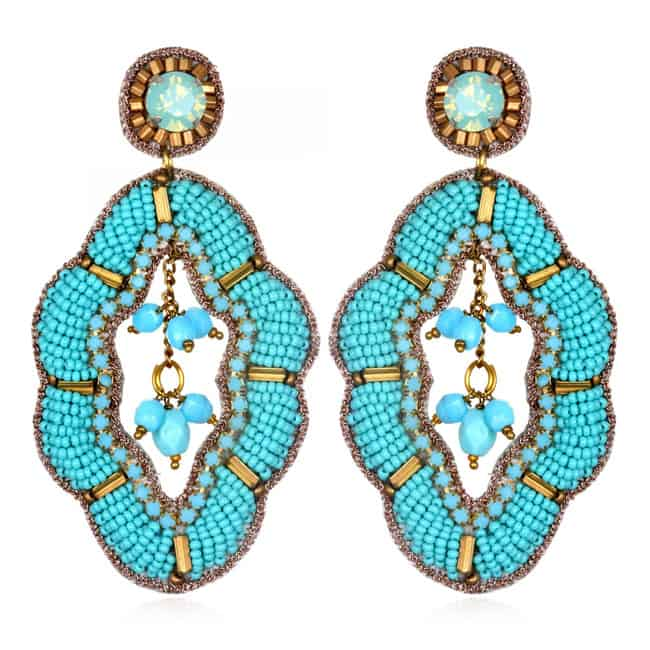 Awesome Turquoise Earrings Ideas 2016-17