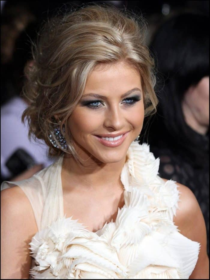 Beautiful Prom Night Hairstyles For Short Hair