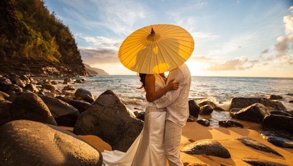 Beautiful Wedding Photography on Beach 2016